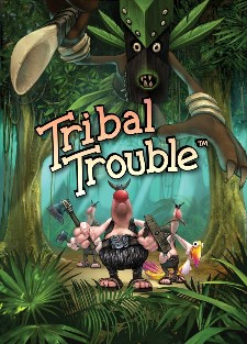 Jaquette Tribal Trouble